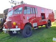 RAF fire engine