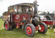 Foden C type lorry