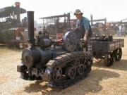 Mini Steam Crawler