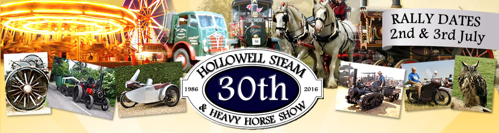 Hollowell Steam Rally Northamptonshire